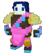 Candy Barbarian Transformation 2