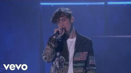 Troye Sivan - YOUTH (Live on The Ellen Show)