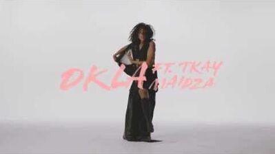 DKLA ft Tkay Maidza TEASER - 1 DAY TILL WILD!!!!