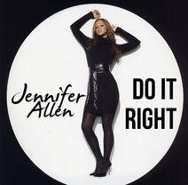 Jennifer Allen - Do It Right