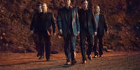Black Maps and Motel Rooms
