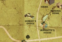 Map of bon temps-sheriffs office