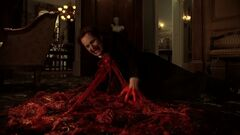 3x09 -russell edgington gathering talbot's remains 1
