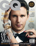 GQ man of year