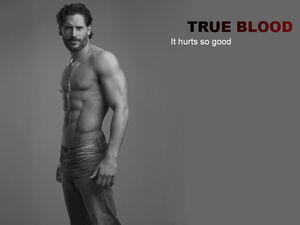 True Blood Alcide Herveaux by blood bibi