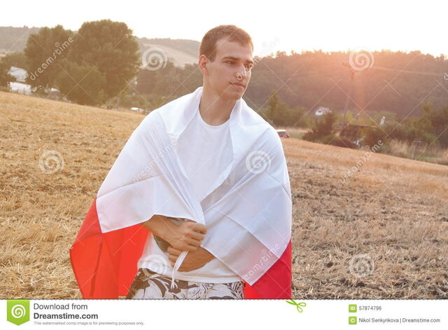 File:Guy-polish-flag-proud-young-man-dressed-57874796.jpg