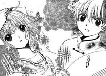 "OriginalSakura and ""Syaoran""Li"
