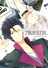 Tsukiuta. Art Book
