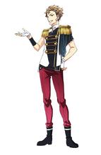 Kai anime stage