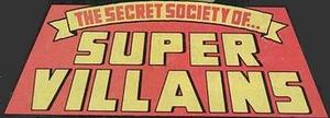 Secret Society of Super Villains Logo