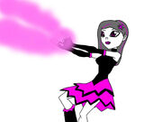 Plasma using her powers1