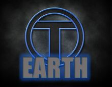 Titans Earth Poster