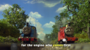 ThomasandJamesareRacing8