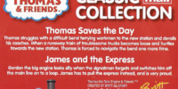 Thomas Saves the Day/James and the Express