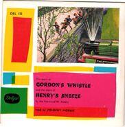 Gordon'sWhistleandHenry'sSneezerecord