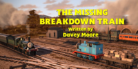 The Missing Breakdown Train