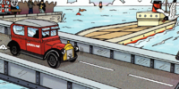 The Bascule Bridge