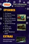 TheFogmanandOtherStories(UKDVD)contentslist
