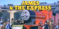 James and the Express/Gallery
