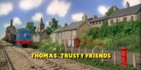 Thomas' Trusty Friends (episode)