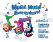 MusicMusicEverywhereDVDMenu