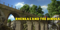 Rheneas and the Dinosaur