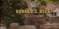Donald's Duck/Gallery