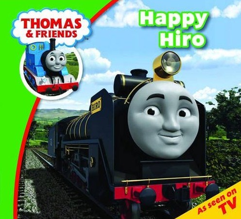 Happy Hiro (book) | Thomas the Tank Engine Wikia | FANDOM powered by Wikia