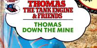Thomas Down the Mine (Buzz Book)