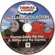 ThomasSavestheDayandJamesandtheExpressdisc