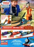 TrackMasterShipwreckRailsadvertisement