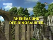 RheneasandtheDinosaurGermantitlecard