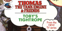 Toby's Tightrope (Buzz Book)