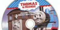 Thomas, Terence and the Snow (DVD)