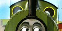 The Dark Green Tank Engine