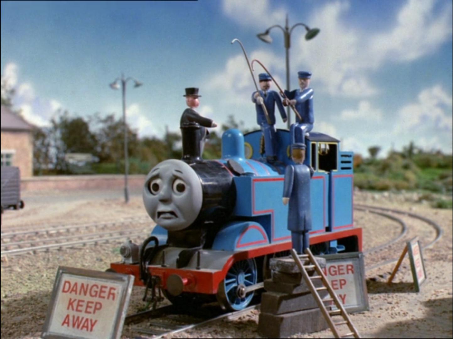 Image thomas the tank engine for Thomas goes fishing