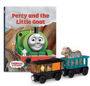 WoodenRailwayPercyandtheLittleGoatBookPack