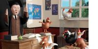 Chickens to School (magazine story)