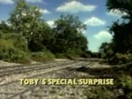 Toby'sSpecialSurpriseTVtitlecard