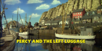 Percy and the Left Luggage