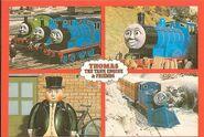 Thomas,Edward,PercyandSirTophamHattPostcard