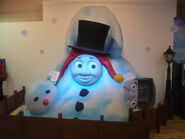 Oliver The Snow Engine ThomasLandJapan