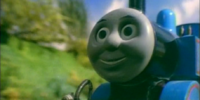I'm Thomas the Tank Engine