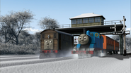 ThomasAndTheSnowmanParty46