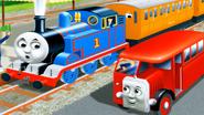 ThomasandBertie'sRace2
