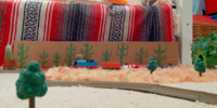 Thomas' YouTube World Tour TrackMaster Shorts