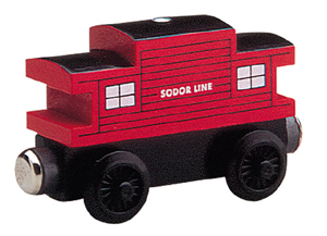 File:WoodenRailwaySodorLineCabooseRedVersion.png