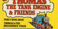 Percy Runs Away and Thomas and the Breakdown Train