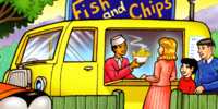 The Fish and Chips Van