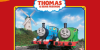 Thomas, Percy and the Chocolate Express